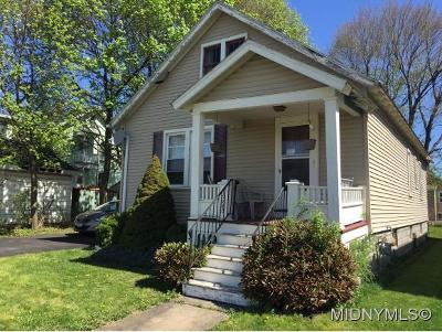 Oneida County Single Family Home For Sale: 1328 O'brien Ave