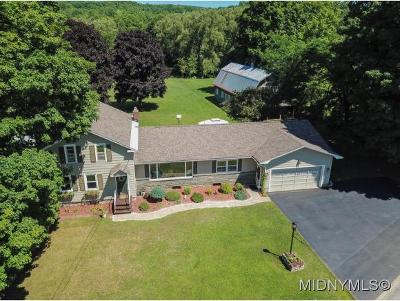 Herkimer County Single Family Home For Sale: 3117 North Street