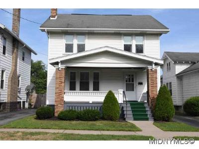 Oneida County Single Family Home For Sale: 1804 Storrs