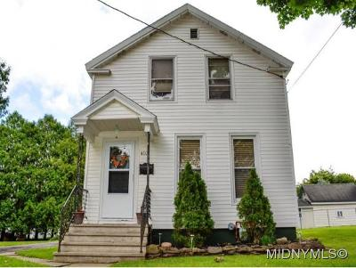 Frankfort Single Family Home For Sale: 403 South Litchfield Street