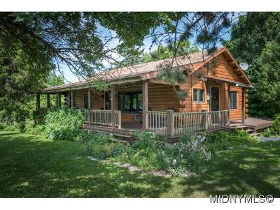 Madison County Single Family Home For Sale: 5230 Freeman Road