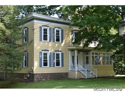 Clinton Single Family Home For Sale: 3338 State Route 12b