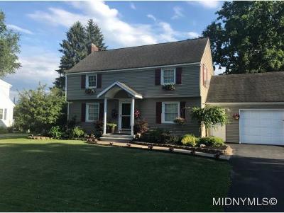 Whitesboro Single Family Home For Sale: 40 Lyndon Road