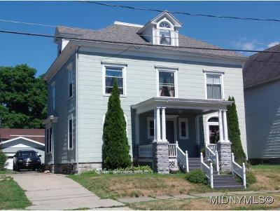 Herkimer County Single Family Home For Sale: 412 North Main Street