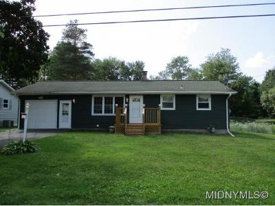 Whitesboro Single Family Home For Sale: 115 Hardcastle