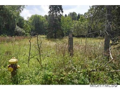 New Hartford Residential Lots & Land For Sale: Paris Road