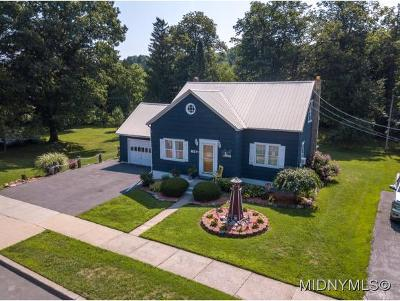 Herkimer County Single Family Home For Sale: 461 Otsego Street