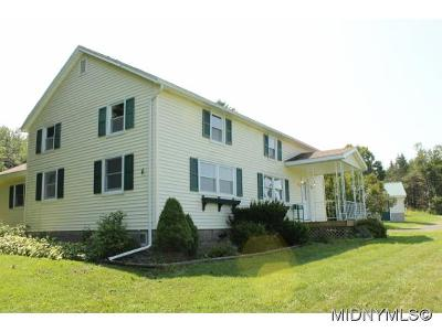 Herkimer County Single Family Home For Sale: 264 Beacon Rd