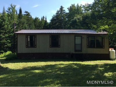 Herkimer County Single Family Home For Sale: 1593 Big Moose Rd.
