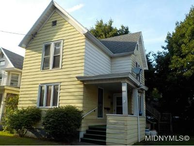 Herkimer County Single Family Home For Sale: 200 Second Street