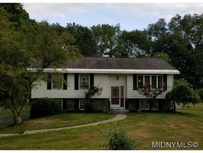 MARCY Single Family Home For Sale: 5854 Park Rd.