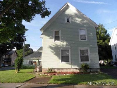 Herkimer County Single Family Home For Sale: 74 West Clark Street