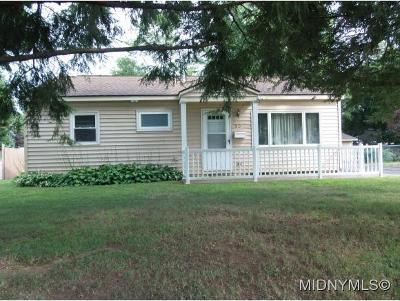 Whitesboro Single Family Home For Sale: 50 Beechnut Terrace