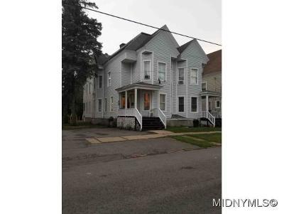 Utica Multi Family Home For Sale: 19 Scott Street