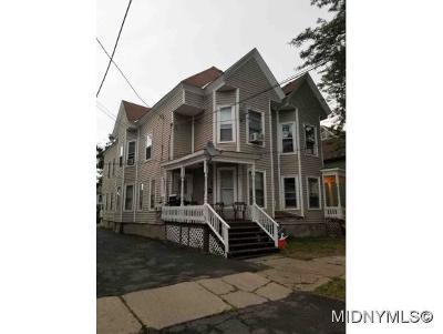 Utica Multi Family Home For Sale: 21 Scott Street