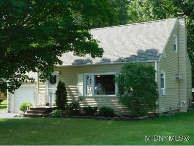 WHITESBORO Single Family Home For Sale: 13 Cresthill Dr