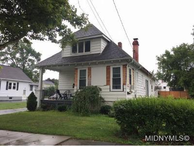 Utica Single Family Home For Sale: 1816 Rutger Street