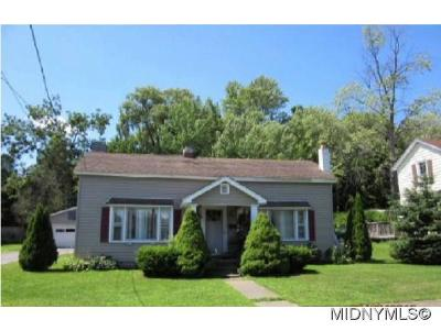 Whitesboro Single Family Home For Sale: 5 Foster Street