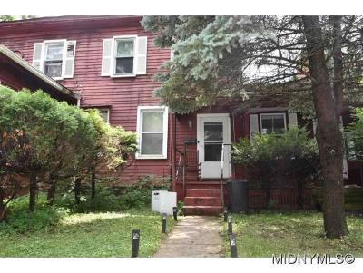 New York Mills Single Family Home For Sale: 552 Main Street