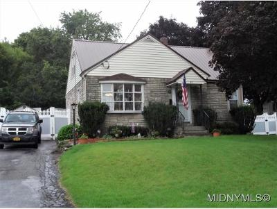 Herkimer County Single Family Home For Sale: 23 Charles Street