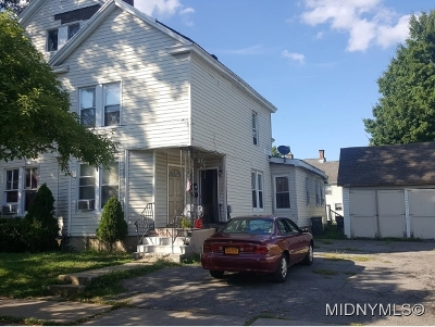 Rome Multi Family Home For Sale: 428 430 W. Court Street