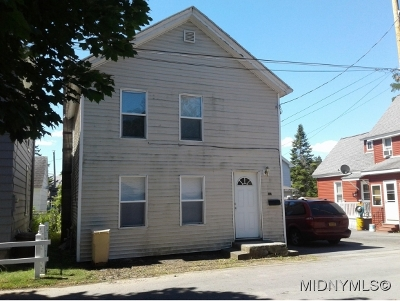 Herkimer County Single Family Home For Sale: 507 Dorf St