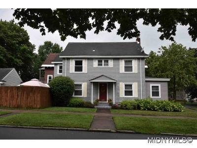 Utica Single Family Home For Sale: 2000 Holland Avenue