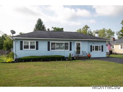 Whitesboro Single Family Home For Sale: 17 Whitford Ave