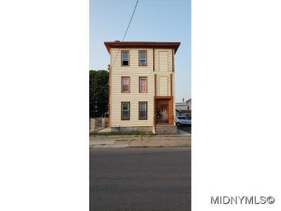 Utica Multi Family Home For Sale: 769 Bleecker St