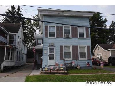 Utica Multi Family Home For Sale: 1031 Hope Street