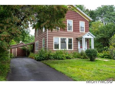 Herkimer County Single Family Home For Sale: 1129 East German Street Ext.