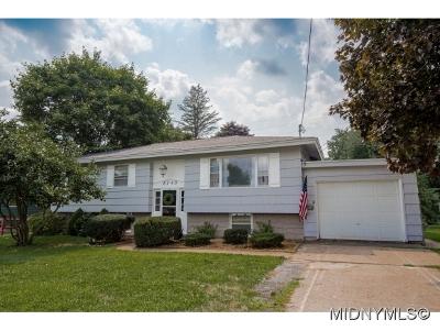 Rome Single Family Home For Sale: 8140 Coronado Lane
