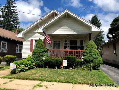 Utica Single Family Home For Sale: 106 Lynch Ave