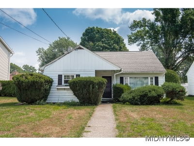 Rome Single Family Home For Sale: 1508 N Madison St