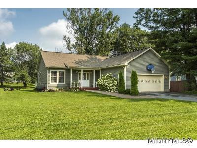 Rome Single Family Home For Sale: 6331 Kolton Drive