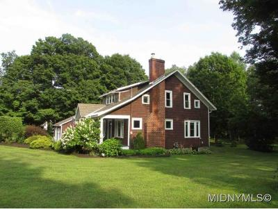 Rome Single Family Home For Sale: 6770 Williams Road