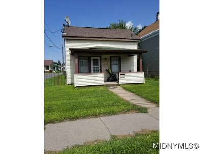 Rome Single Family Home For Sale: 1101 East Dominic Street