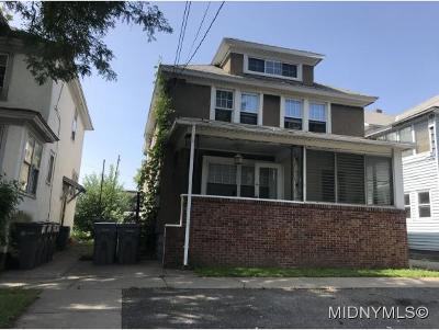 Rome Multi Family Home For Sale: 107 Second Street