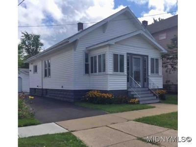 Utica Single Family Home For Sale: 1015 Kellogg Avenue