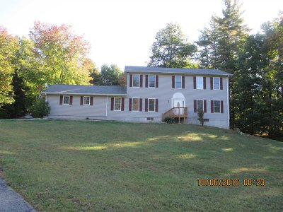 Hyde Park Single Family Home For Sale: 259 Mills Cross