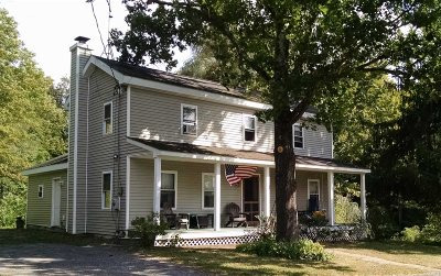 Rhinebeck Single Family Home For Sale: 191 White School House