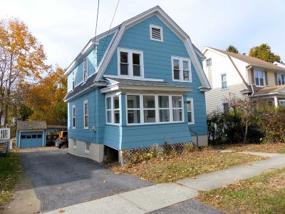 Single Family Home Sold: 86 Innis Ave