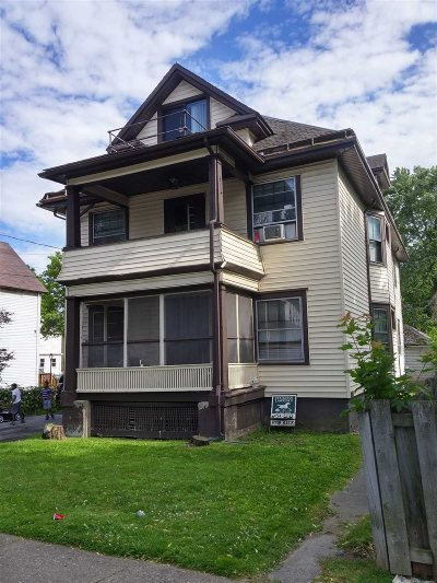Poughkeepsie City Multi Family Home For Sale: 2 Fox Terrace