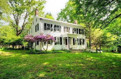 Rhinebeck Single Family Home Continue Showing: 273 Slate Quarry Road