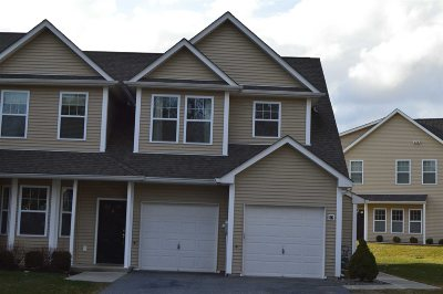Poughkeepsie Twp Condo/Townhouse Extended: 17 Halley #28H