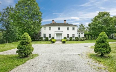 Columbia County, Dutchess County, Orange County, Putnam County, Ulster County, Westchester County Single Family Home For Sale: 250 Bangall Rd