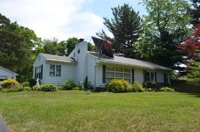 Rhinebeck Single Family Home For Sale: 9 Espie Rd