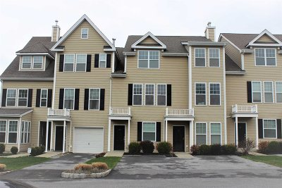 Poughkeepsie Twp Condo/Townhouse For Sale: 28 Erin Ct #28