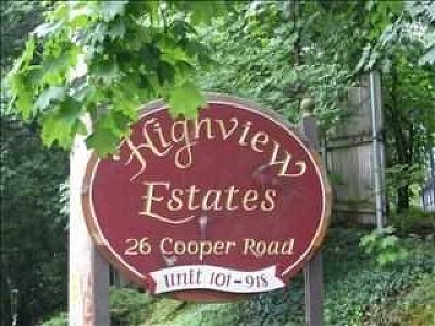 Poughkeepsie Twp Condo/Townhouse For Sale: 26 Cooper Rd #917