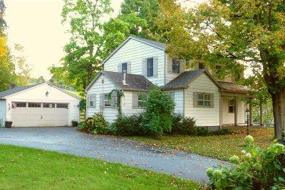 Rhinebeck Single Family Home For Sale: 90 Salisbury Tpke